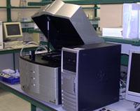 Pyrosecuenciador de DNA