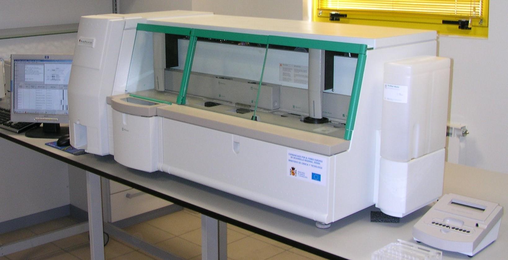 Equipo de Ribotipado Automático