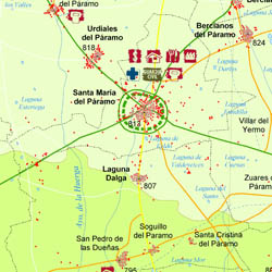 Mapa de Promoción Turística