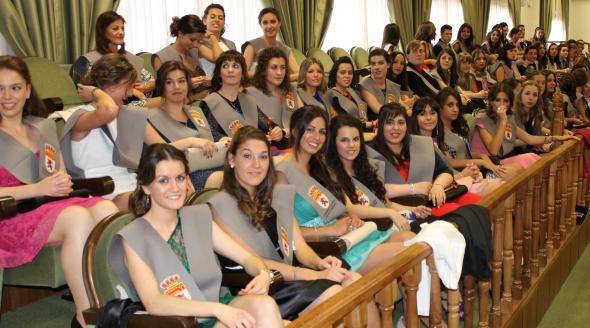 Ceremonia de graduación de la primera promoción de Grado de ...