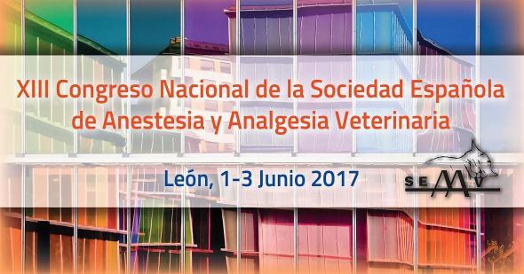 La sociedad espa ola de anestesia y analgesia veterinaria seaav celebra en le n su xiii - Oficina virtual veterinaria ...