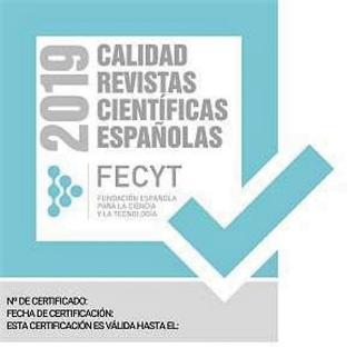 Concedido el sello de calidad FECYT a la Revista de Artes ...